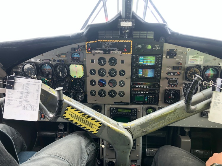 Twin Otter Gauges & Controls